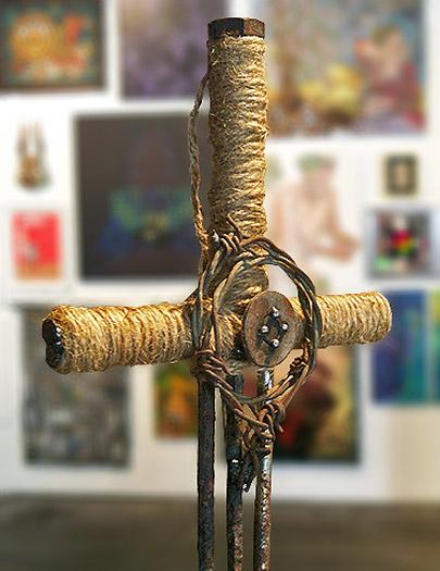 Vengeance Fine Art Sculpture